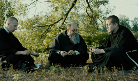 A két korona - Szent Maximilian Kolbe élete - díszbemutató