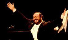 Pavarotti - díszbemutató Rost Andreával