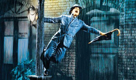 Klasszikus Film Maraton: Ének az esőben