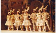 CONCERTO / ENIGMA VARIÁCIÓK / RAYMONDA III. FELVONÁS (élő balettközvetítés)