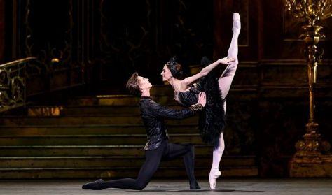 A HATTYÚK TAVA (élő balettközvetítés)
