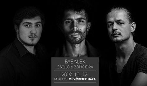 ByeAlex - Cselló és zongora Márta Alex szerzői estje