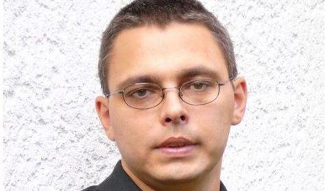 JaSZalon Dragomán György íróval