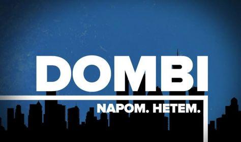 Dombi Napom Hetem - Dombóvári István önálló estje (nyilvános tévéfelvétel)