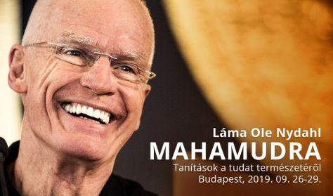 MAHAMUDRA - Láma Ole Nydahl - Tanítások a tudat természetéről