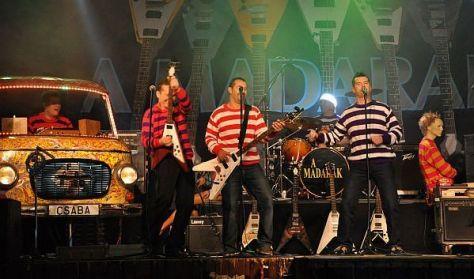 Madarak - Időkapszula Party