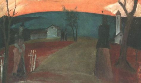 Farkas István, a szorongás festője