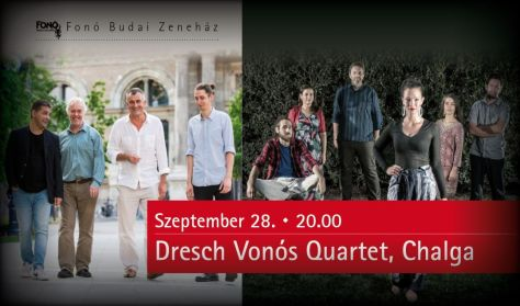 Dresch Vonós Quartet, Chalga