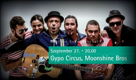 Gypo Circus, Moonshine Bros