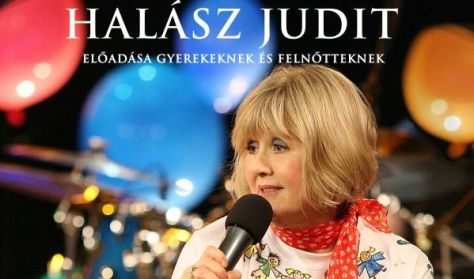 """Halász Judit """"Csiribiri"""" koncert"""