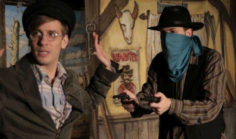 Cowboyok & Bandíták - az AKK Stúdió előadása