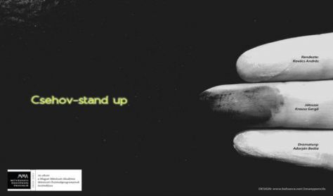 Csehov-stand up