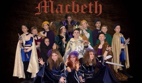 Progress Sopron: Macbeth