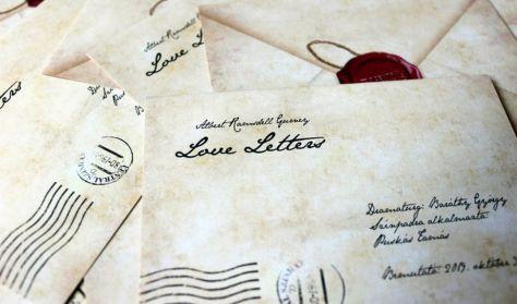 Love Letters Tompos Kátya - Alföldi Róbert