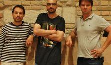 Hegyvidéki Smooth Jazz Klub - Gáspár Károly Trió