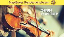 Zenefürdő Bach muzsikára - Mihályi Éva estje
