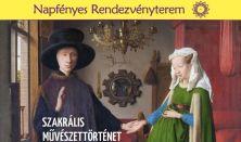 Szakrális művészettörténet - az Arnolfini házaspár titkai
