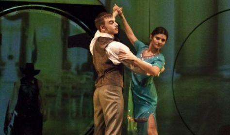 80 nap alatt a Föld körül - Budapest Táncszínház