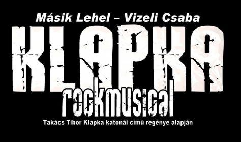 Klapka - Magyarock Dalszínház