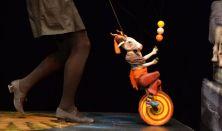 Kabóca XVI. Mesefesztivál - Dobronka Cirkusz, Világszám! - Magamura Alkotóműhely vendégjátéka