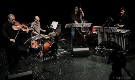 Mezei Szilárd Quartet