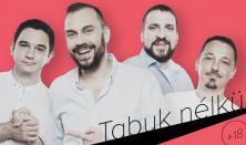 ELŐSZILVESZTER - Tabuk nélkül (18): Benk Dénes, Csenki Attila, Felméri Péter, vendég: Tóth Edu