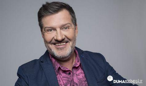 All stars - Hadházi László, Kovács András Péter, Mogács Dániel, műsorvezető: Ács Fruzsina