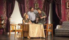 Pódium Színház: Donald Margulies -  VACSORA NÉGYESBEN