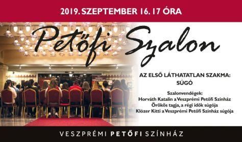 Petőfi Szalon Az első láthatatlan szakma: Súgó