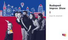 Budapest Improv Show feat. Liz Peters (angol nyelvű előadás)