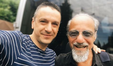 Jazz&Bor - Berki Tamás&Sárik Péter duó