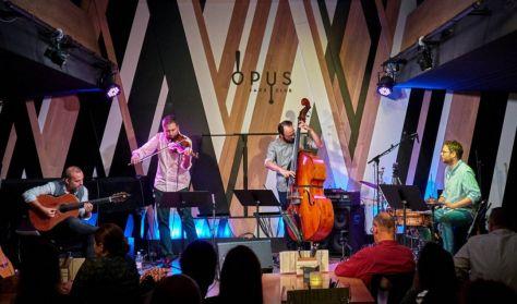 Gül Baba Jazz Nights / Turumtay / Erdogan / Liška / Dés (TR/CZ/HU)