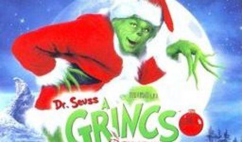 A Grincs - Aki elrabolta a karácsonyt