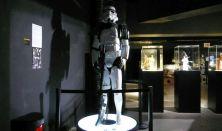 Kiállítás Voucher - Csillagok Háborúja kiállítás - The Fans Strike Back