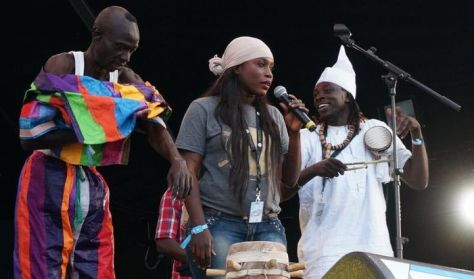 Mark Ernestus' Ndagga Rhythm Force (DE / SN)