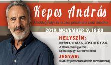 KEPES ANDRÁS- A BOLDOG HÜLYE ÉS AZ OKOS PESSZIMISTA