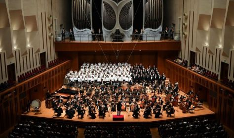 Kobayashi 80. Verdi: Requiem - vezényel: Kobayashi Ken-Ichiro