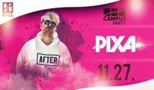 CAMPUS Party - Pixa