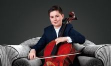 Simic Aleksander cselló koncertje