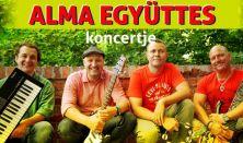 Alma Együttes koncertje