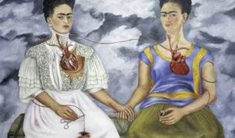EXHIBITION: Frida Kahlo