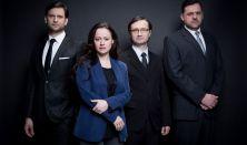A GRÖNHOLM MÓDSZER, Színmű egy részben -  a Manna Produkció előadása (Csak 15 éven felülieknek!)