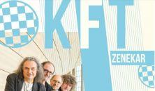 Szeged Első  Lions Club: Jótékonysági koncertje KFT zenekar