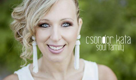 Csondor Kata Soul Family koncert