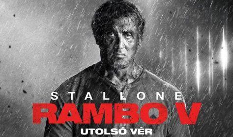Rambo V: Utolsó vér (szinkronizált)