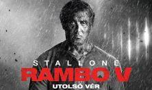 Rambo V: Utolsó vér (angol nyelven, magyar felirattal)