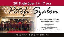 Petőfi Szalon Láthatalan szakma: Rendezőasszisztens