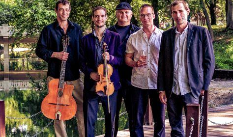 CANARRO: swing manouche - koncert és tánc
