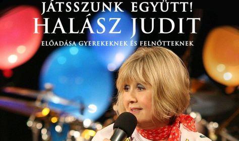 Halász Judit - Játsszunk együtt!