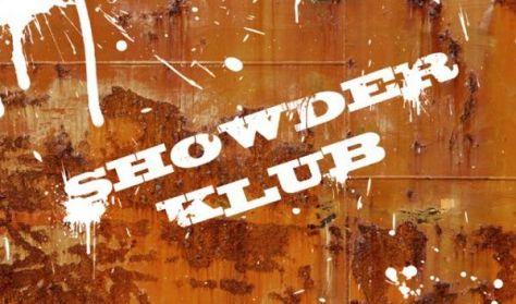 Showder Klub felvétel - Szobácsi Gergő, Bellus István, Gajdos Zoltán, Fülöp Viktor